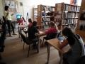 Viktorinos įkarštis Velžio bibliotekoje
