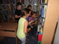 Naktis bibliotekoje