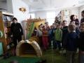 Pirmieji Bitės nameliuko lankytojai