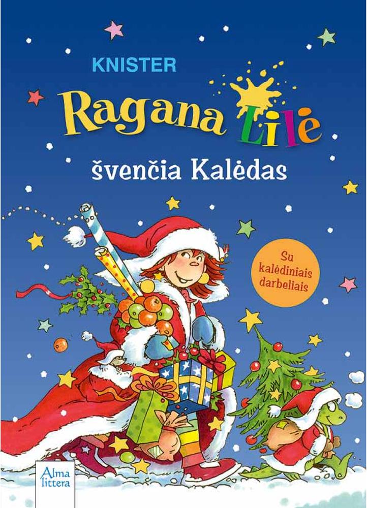 Ragana Lilė švenčia Kalėdas