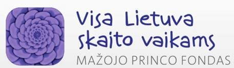 """Biblioteka – iniciatyvos """"Visa Lietuva skaito vaikams"""" partnerė"""
