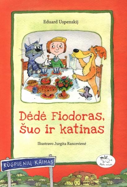 Dėdė Fiodoras, šuo ir katinas