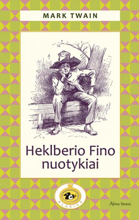 Heklberio Fino nuotykiai