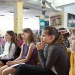 Jaunieji talentai – stovyklos uždarymo šventėje