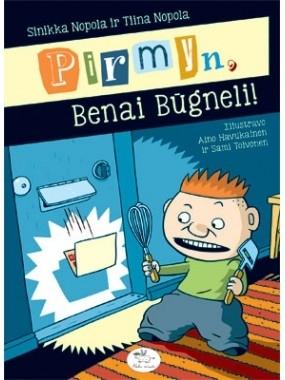 Pirmyn, Benai Būgneli!