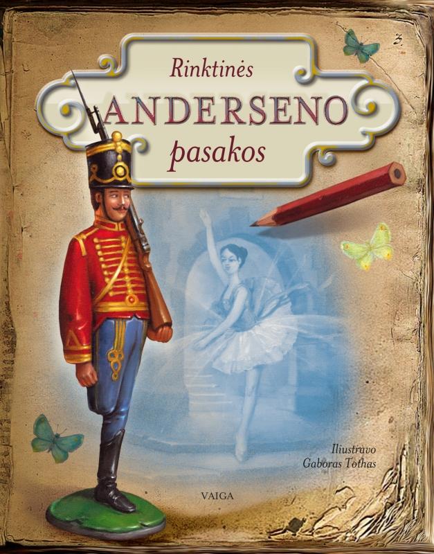 Rinktinės Anderseno pasakos