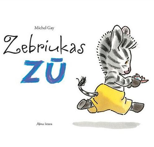 Zebriukas Zū
