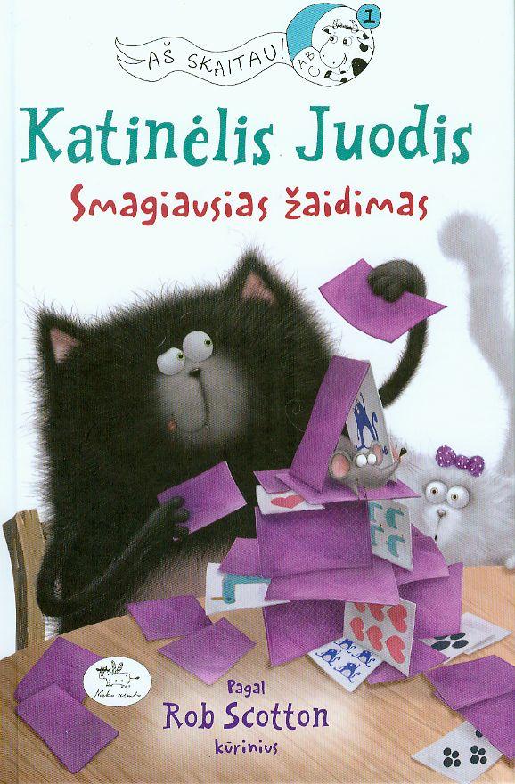Katinėlis Juodis. Smagiausias žaidimas