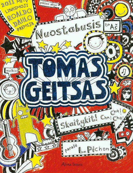 Nuostabusis Tomas Geitsas