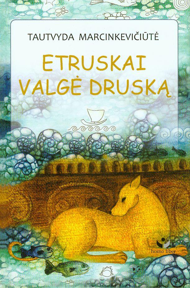 Etruskai valgė druską