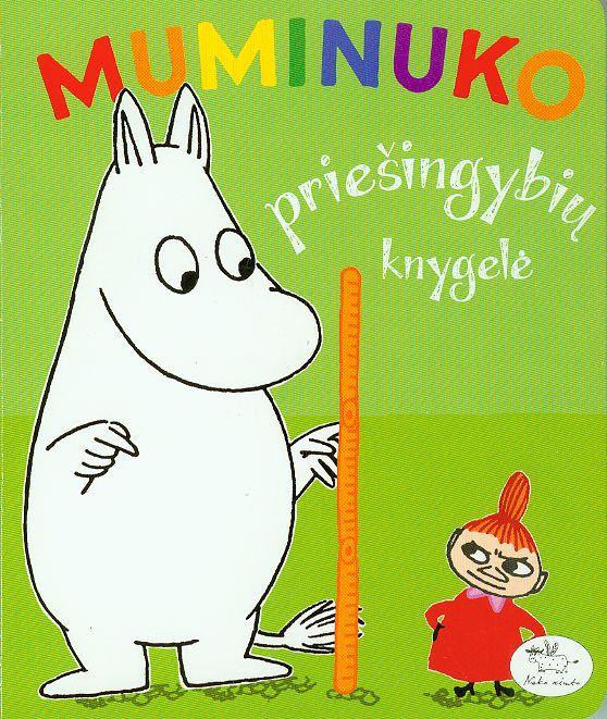 Muminuko priešingybių knygelė