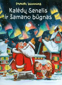 Kalėdų Senelis ir šamano būgnas