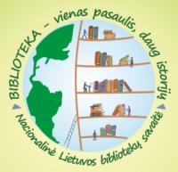 14-osios Nacionalinės bibliotekų savaitės renginiai