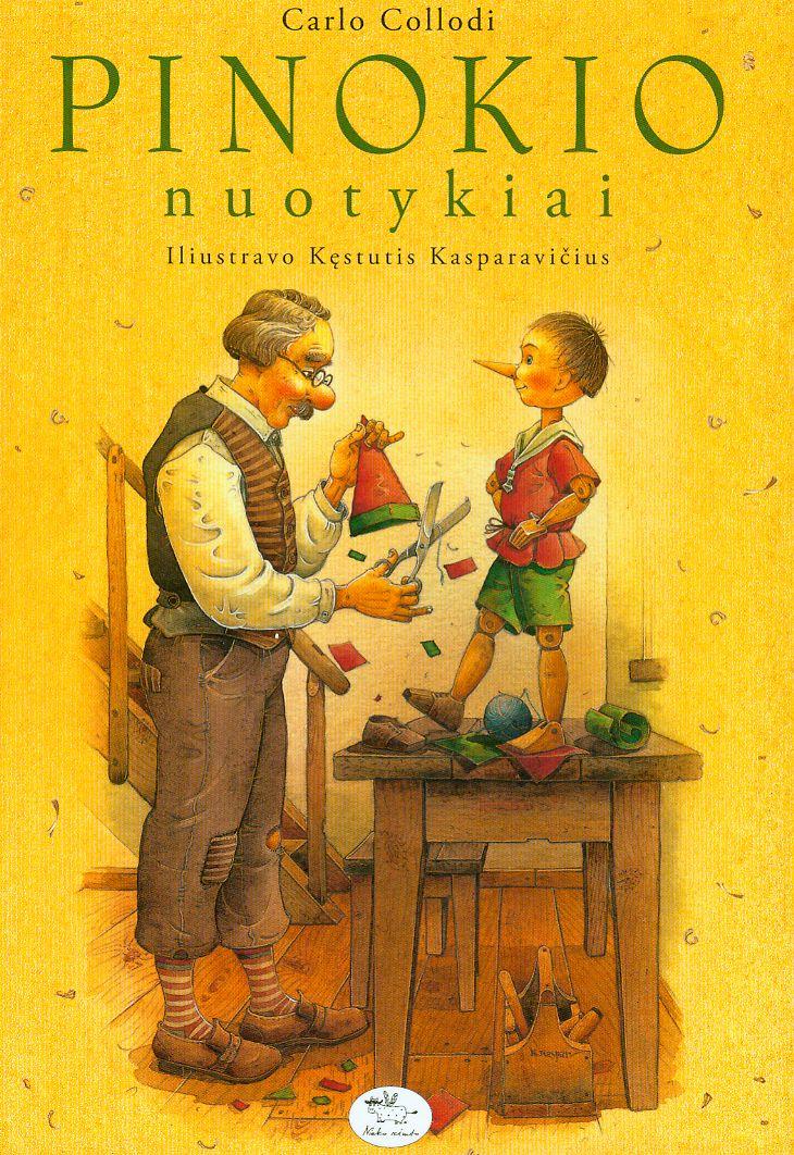 Pinokio nuotykiai