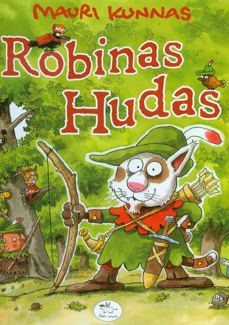 Robinas Hudas