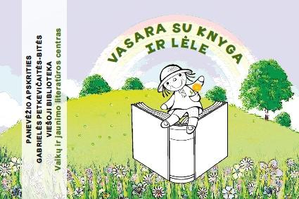 """Rudens gėrybių kraitėje – naujas leidinys vaikams """"Vasara su knyga ir lėle"""""""