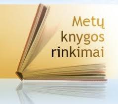 Rinkime Metų knygas