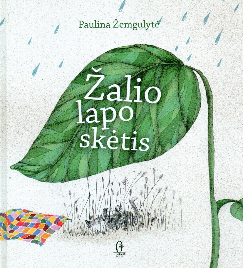 Žalio lapo skėtis