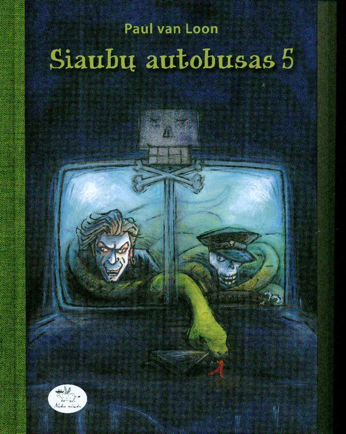 Siaubų autobusas 5