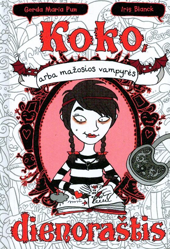 Koko, arba Mažosios vampyrės dienoraštis