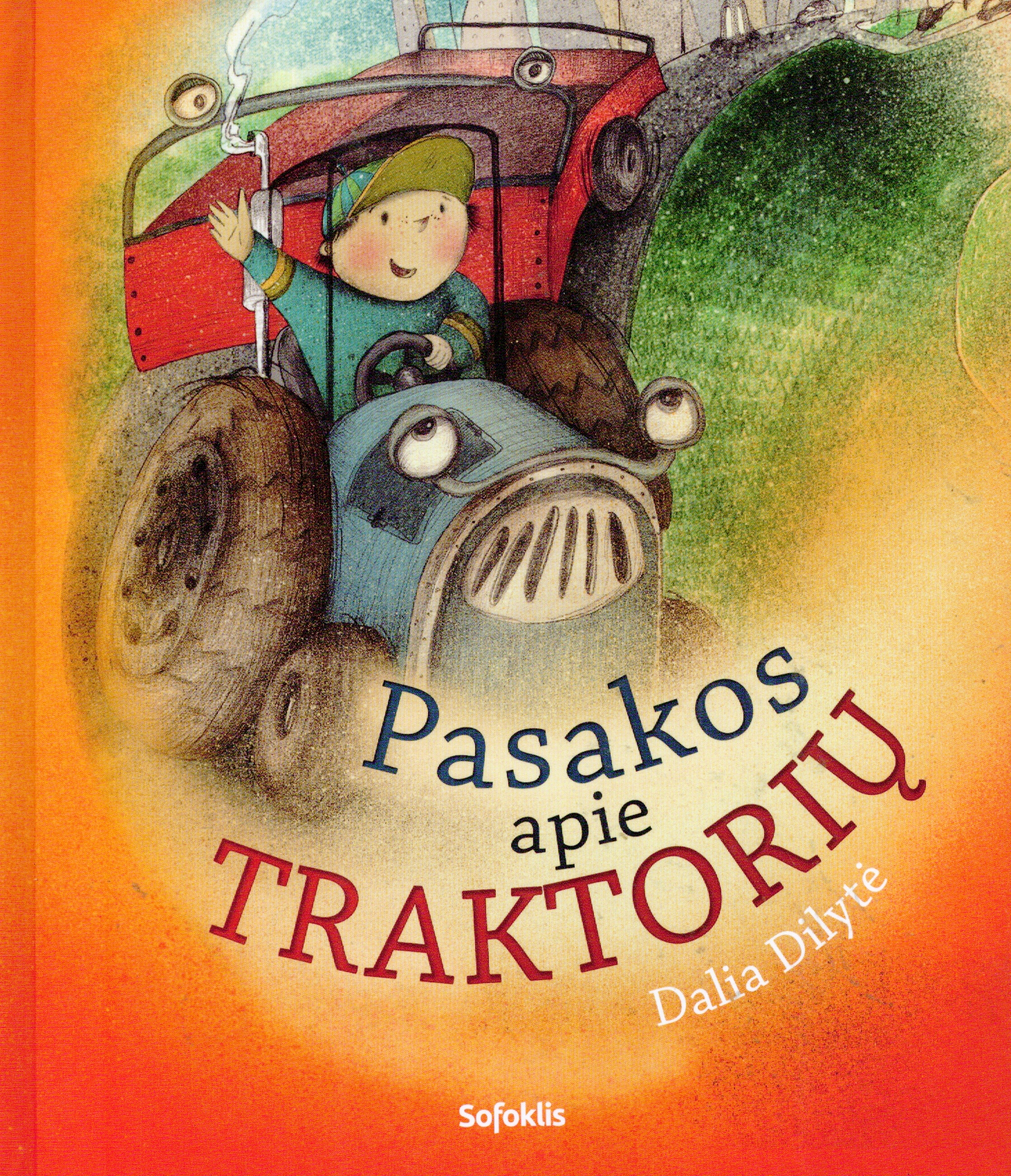 Pasakos apie traktorių