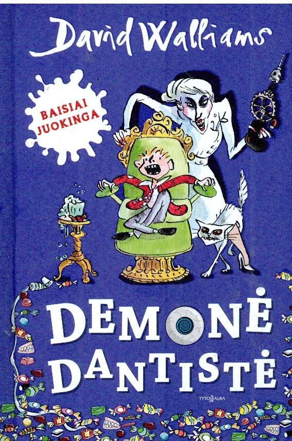 Demonė dantistė