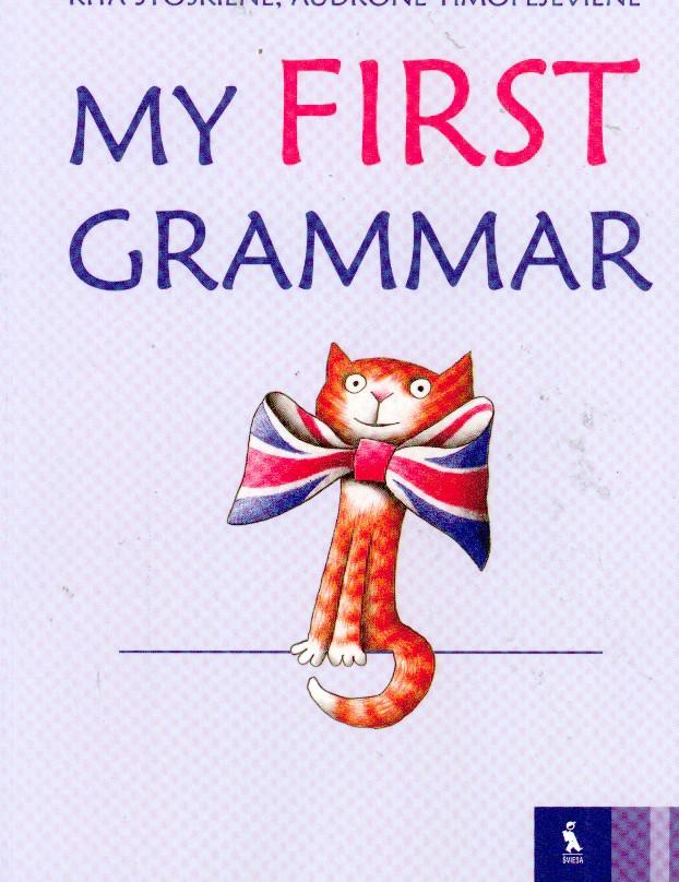 Mano pirmoji gramatika