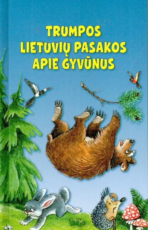 Trumpos lietuvių pasakos apie gyvūnus