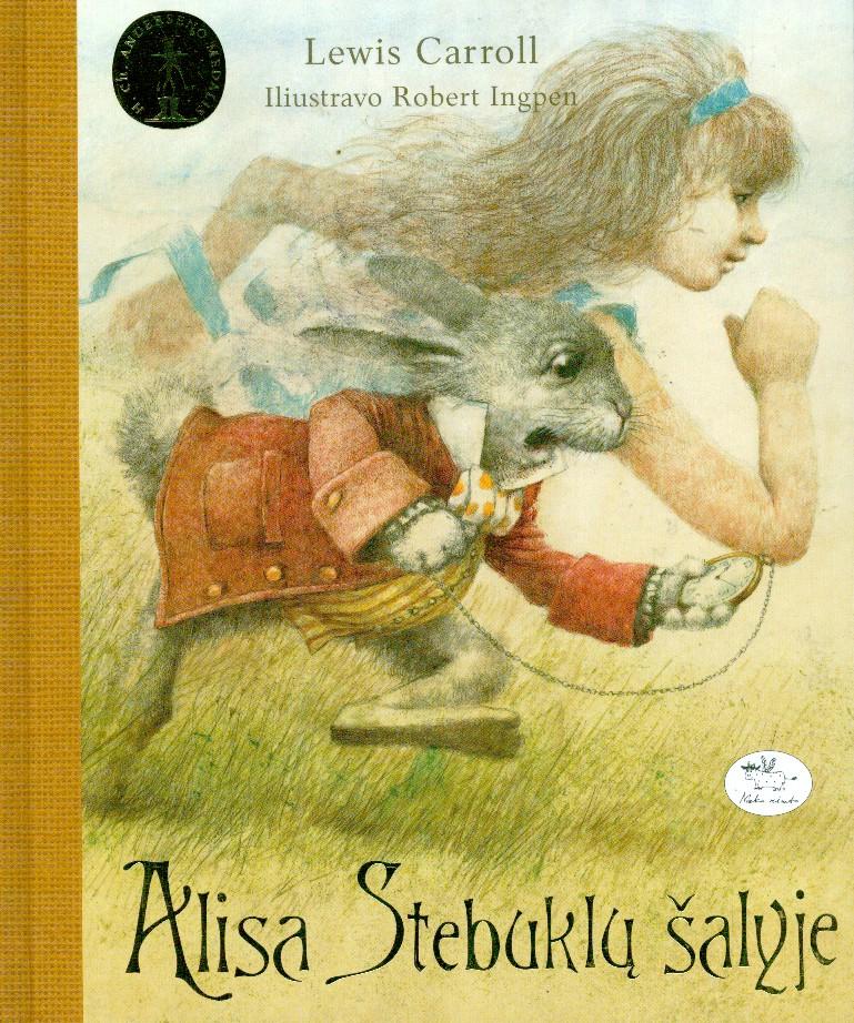 Alisa stebuklų šalyje