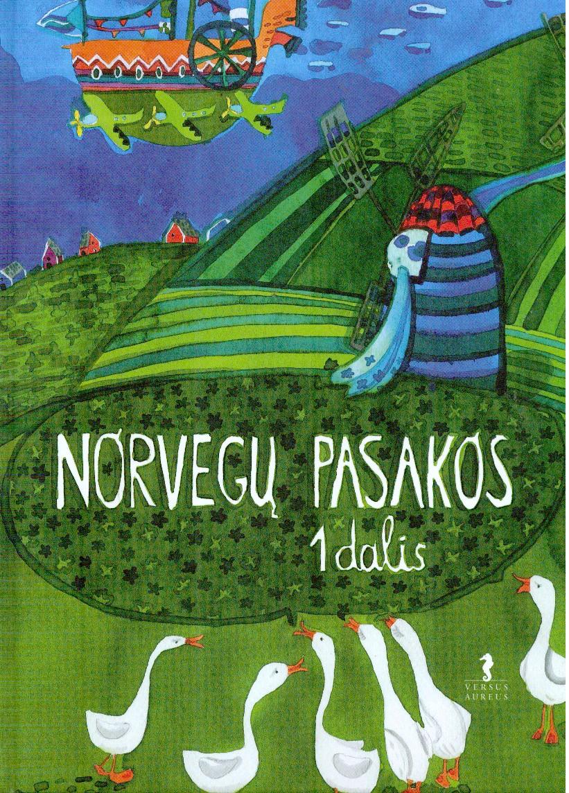 Norvegų pasakos