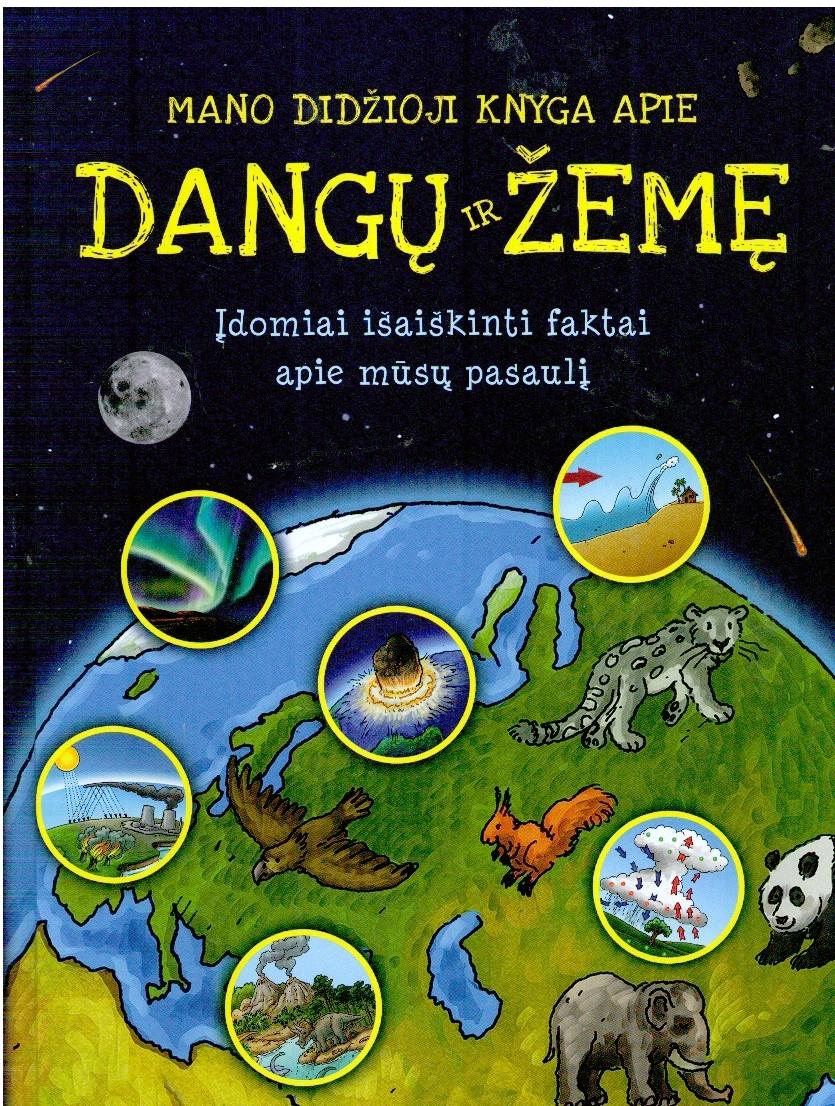 Mano didžioji knyga apie dangų ir Žemę