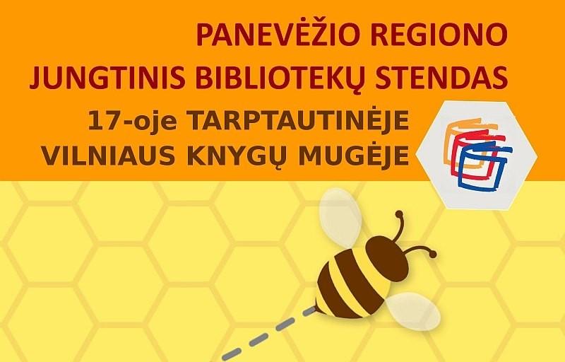 Susitikime Tarptautinėje Vilniaus knygų mugėje