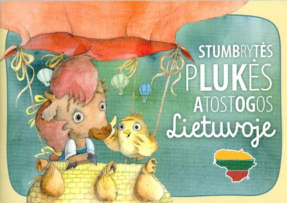 Gandriuko Kuko kelionės po Lietuvą