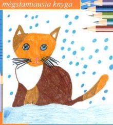 """""""Pasiklydusi sniege"""" – piešinys"""