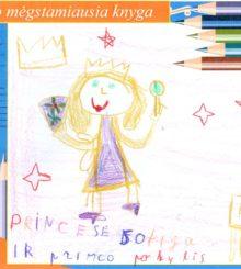 """""""Princesė Sofija ir princo pokylis"""" – piešinys"""