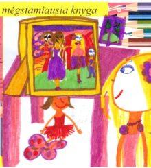 """""""Sesutės Pendervik"""" – piešinys"""
