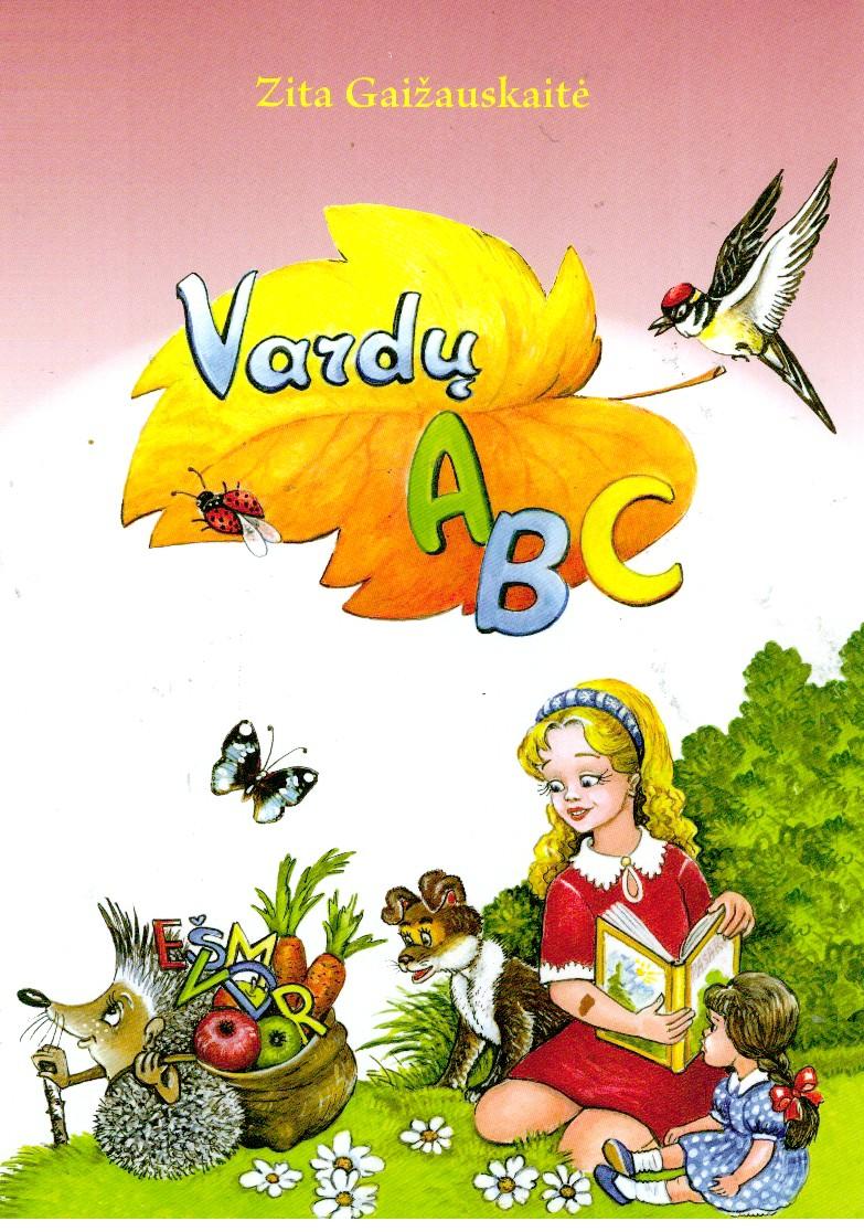 Vardų ABC
