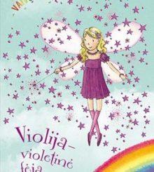 Violija – violetinė fėja