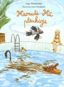 Mamulė Mū plaukioja