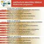 """""""Bitės NameLiukas"""" ir Aukštaitijos bibliotekų stendas  EXPO 2016 AUKŠTAITIJA CIDO arenoje"""