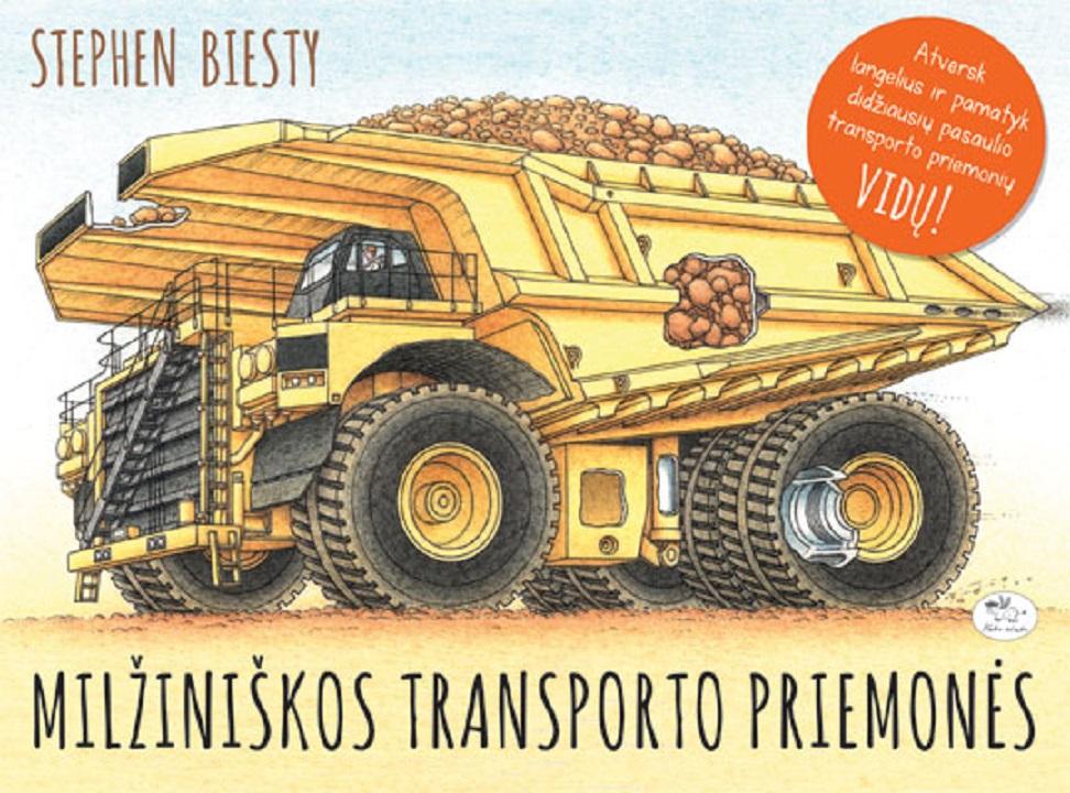 Milžiniškos transporto priemonės