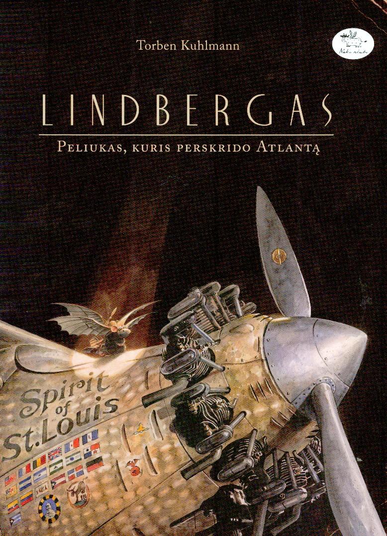 Lindbergas : peliukas, kuris perskrido Atlantą