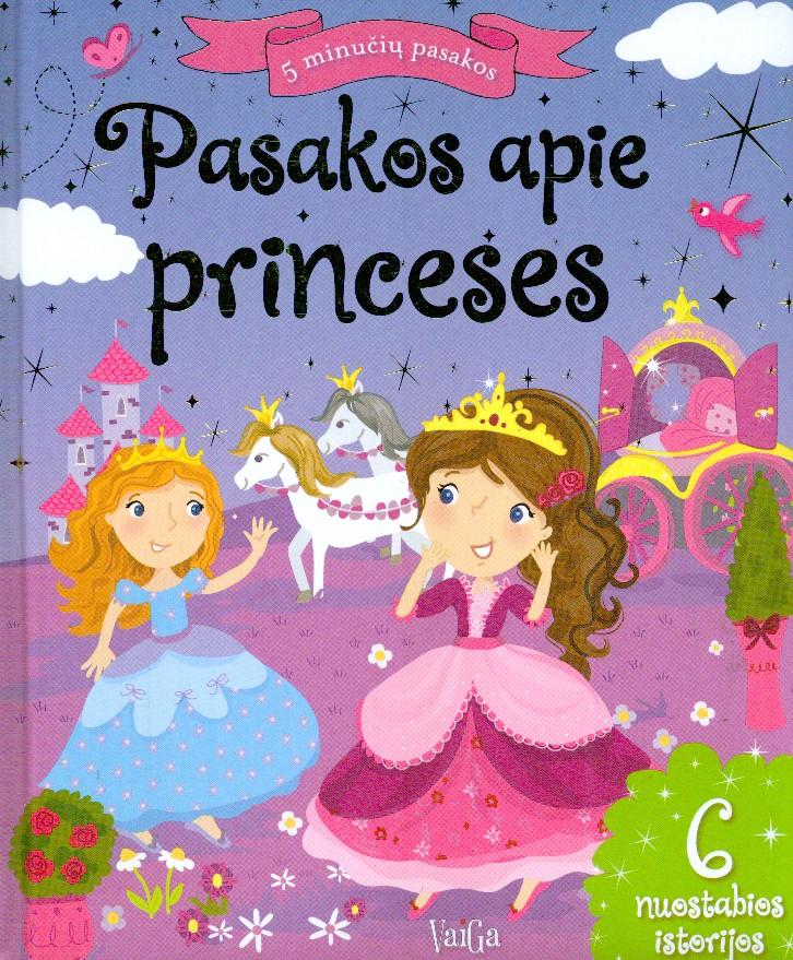 Pasakos apie princeses