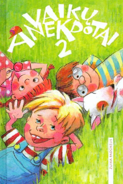 Vaikų anekdotai 2