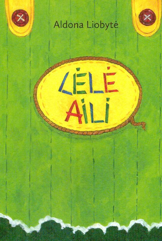Lėlė Aili