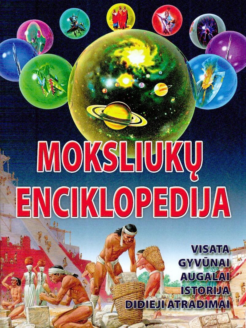 Moksliukų enciklopedija