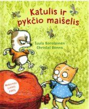 "Tuula Korolainen ""Katulis ir pykčio maišelis"""