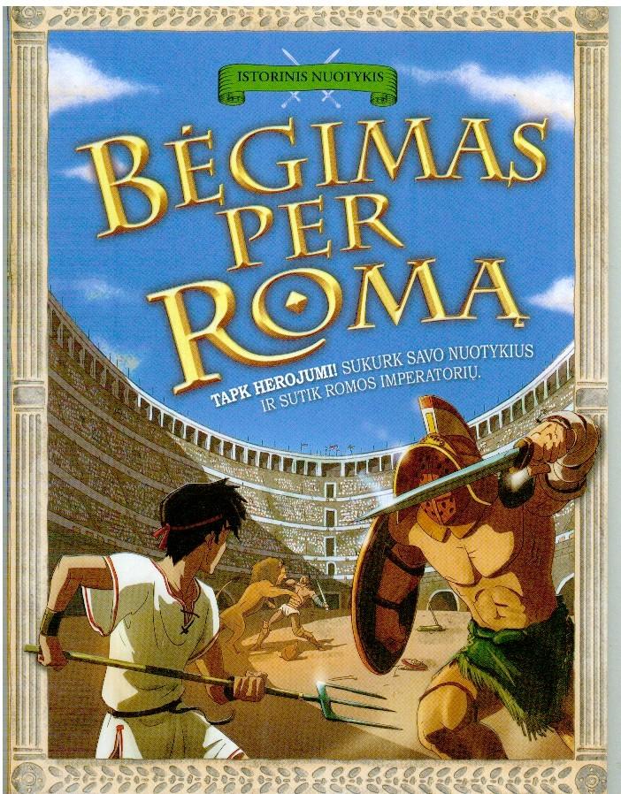 Bėgimas per Romą