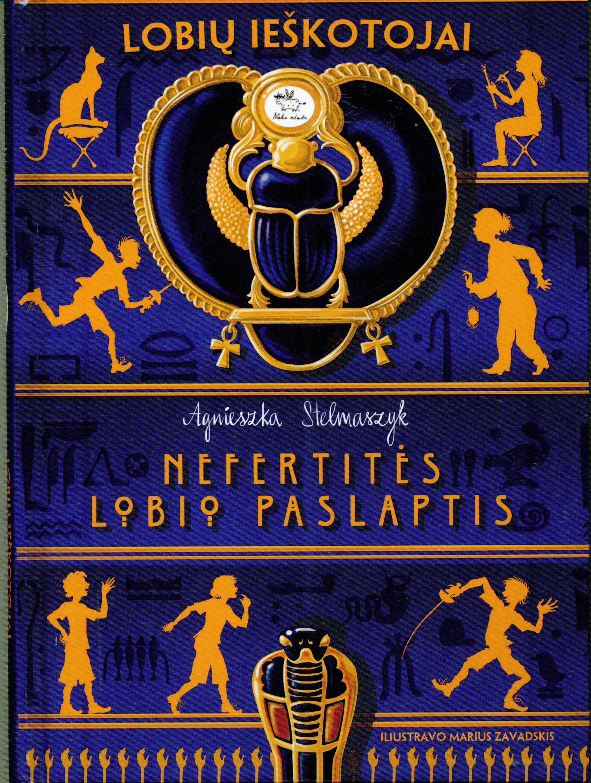 Nefertitės lobio paslaptis