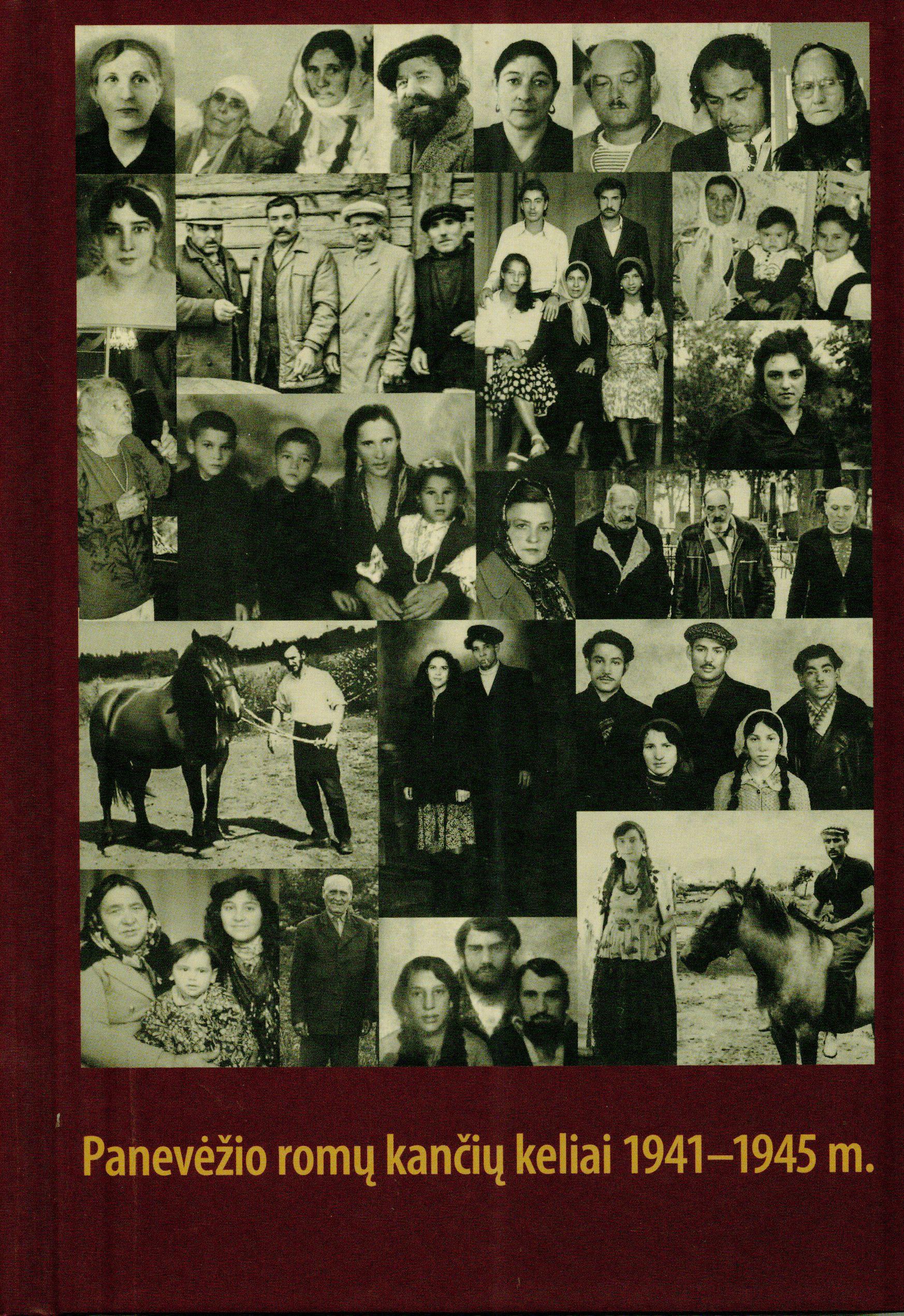 Panevėžio romų kančių keliai 1941-1945 m.